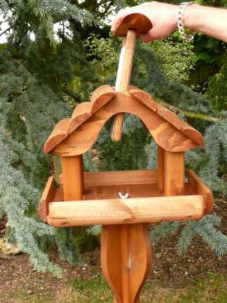 Small Abbey Bird Table Tony Ward Furniture