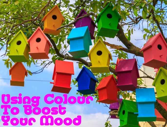Using Colour To Boost Your Mood