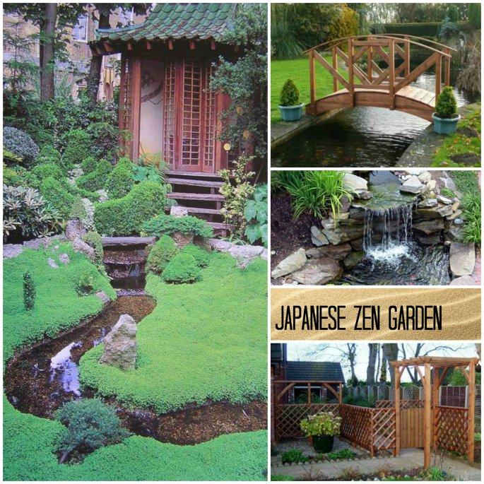 4 theme garden ideas and inspiration - Tony Ward Furniture