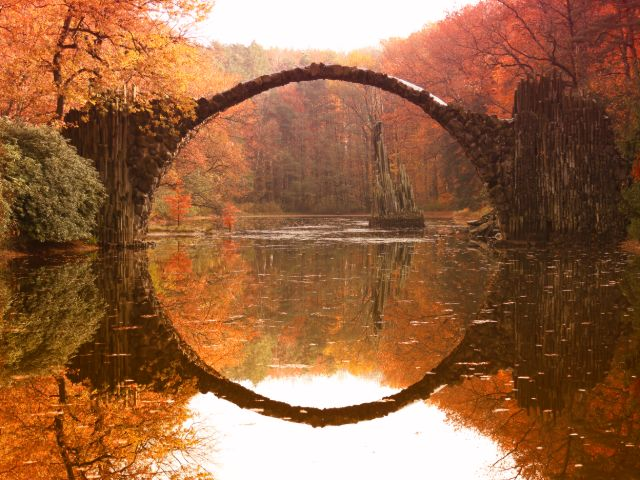Rakotz Bridge, Germany