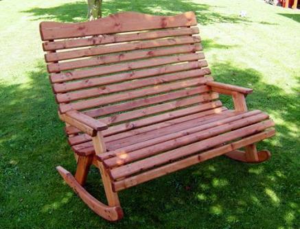 Miraculous Torrington Rocking Garden Seat Squirreltailoven Fun Painted Chair Ideas Images Squirreltailovenorg