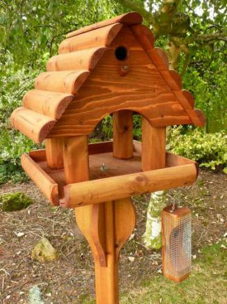 Large Nesting Bird Table