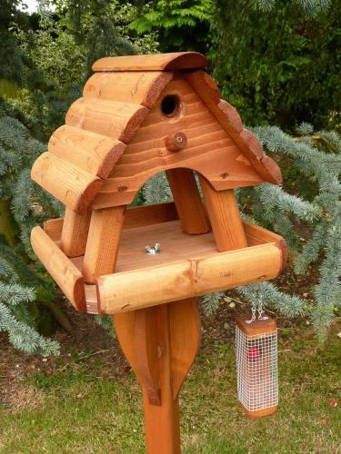Small Nesting Bird Table