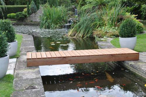 Regal Garden Bridge: 4ft Regal