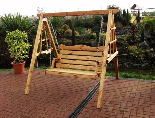 Economy Garden Swing Hammock