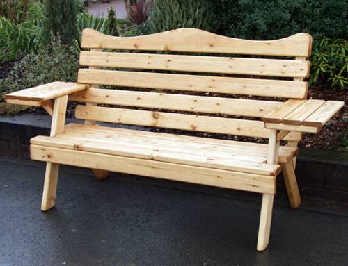 Heavy Table Garden Seat