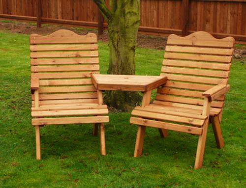 Torrington Garden Conversation Seat