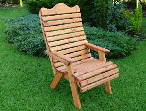 Deluxe Torrington Garden Arm Chair
