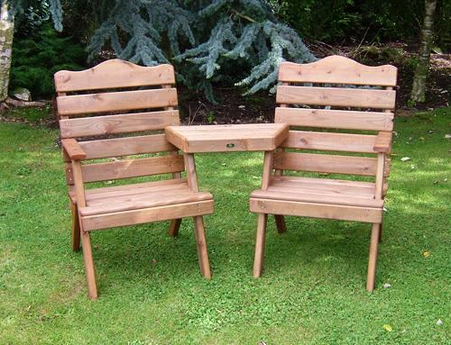 Light Angle Garden Seat